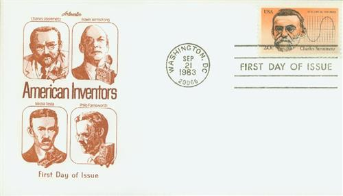 Steinmetz Classic First Day Cover