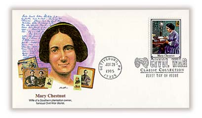 Chesnut Fleetwood First Day Cover