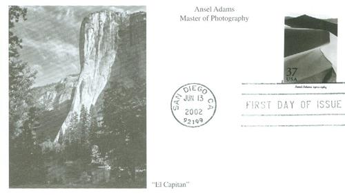 Mystic First Day Cover