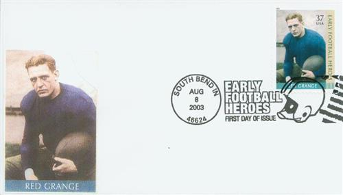 2003 Grange Classic First Day Cover