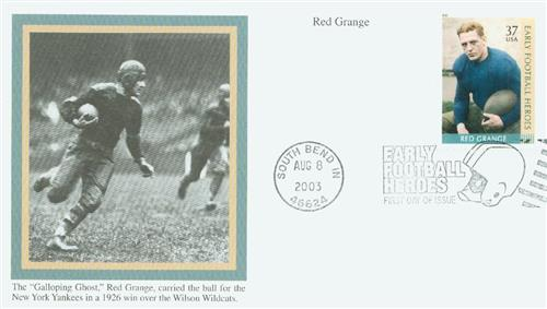 2003 Grange Mystic First Day Cover