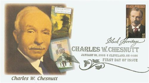 2008 Chesnutt Fleetwood First Day Cover