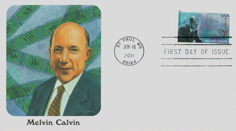 Calvin Fleetwood First Day Cover