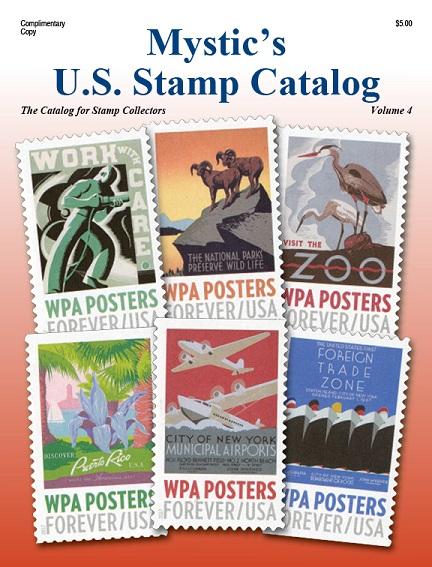 Mystic Stamp Company, America's Leading Stamp Dealer
