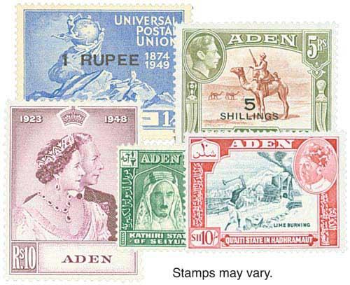 Aden, 100v
