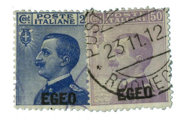 1912 Aegean Islands