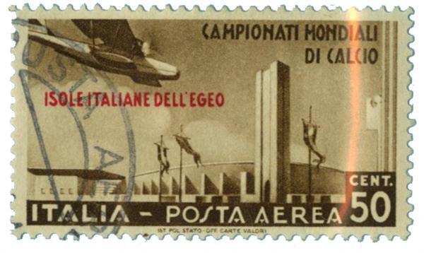 1934 Aegean Islands