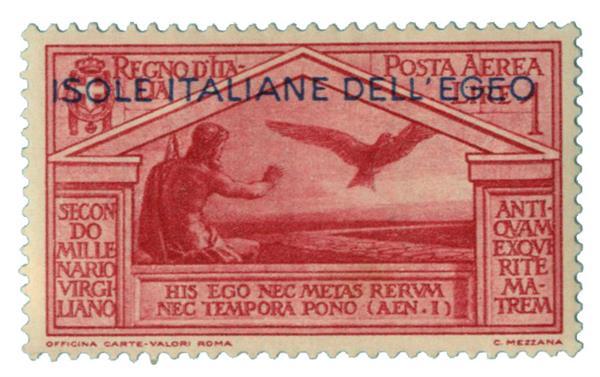1930 Aegean Islands