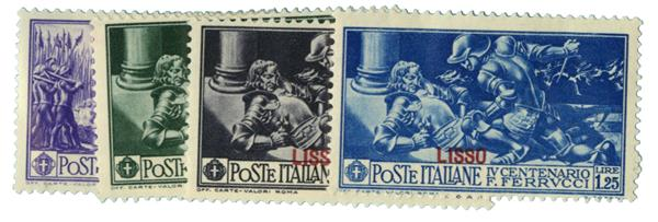 1930 Aegean Islands - Lisso