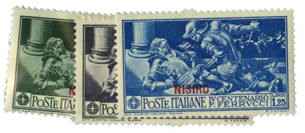 1930 Aegean Islands - Nisiro