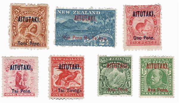 1903-11 Aitutaki