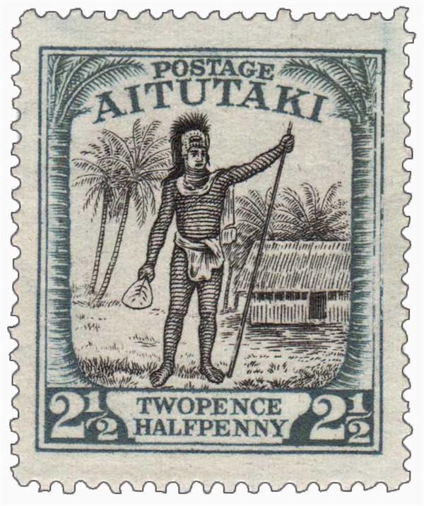 1927 Aitutaki