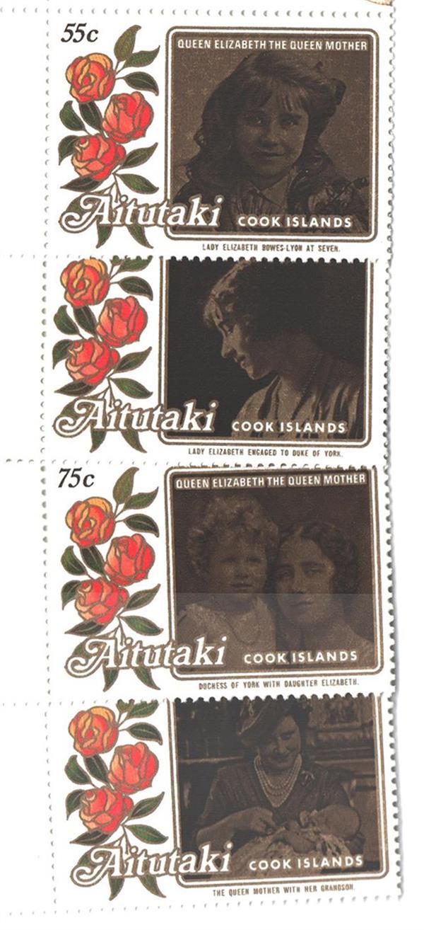1985 Aitutaki