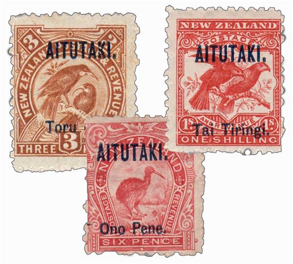 1903 Aitutaki