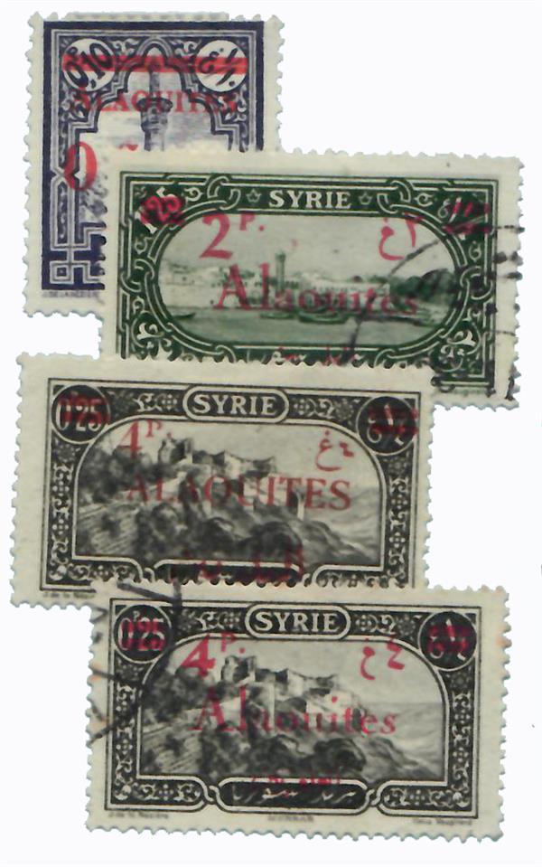 1928 Alaouites