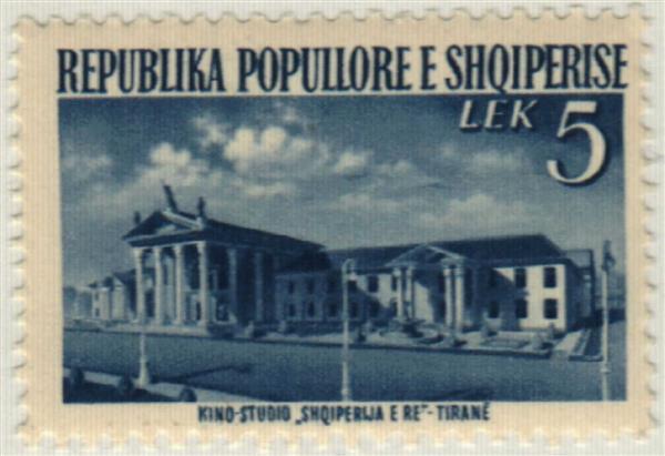 1953 Albania