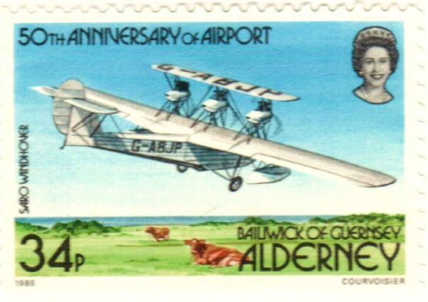 1985 Alderney