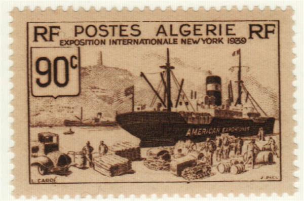 1939 Algeria