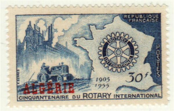 1955 Algeria