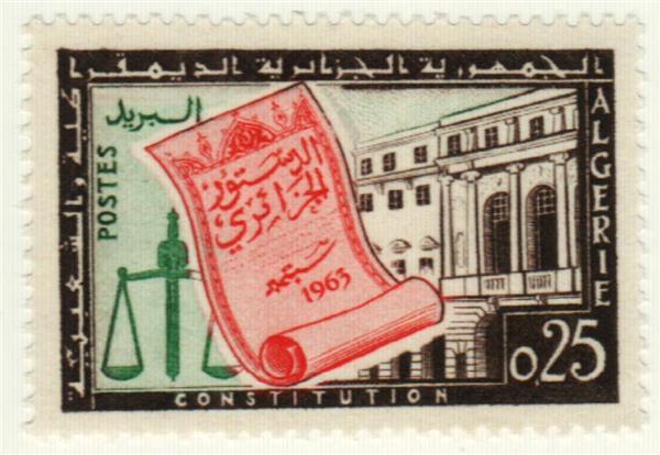 1963 Algeria