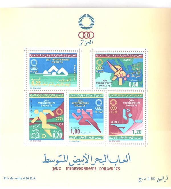 1975 Algeria