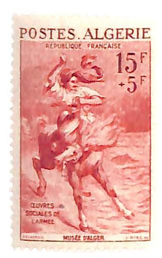1957 Algeria