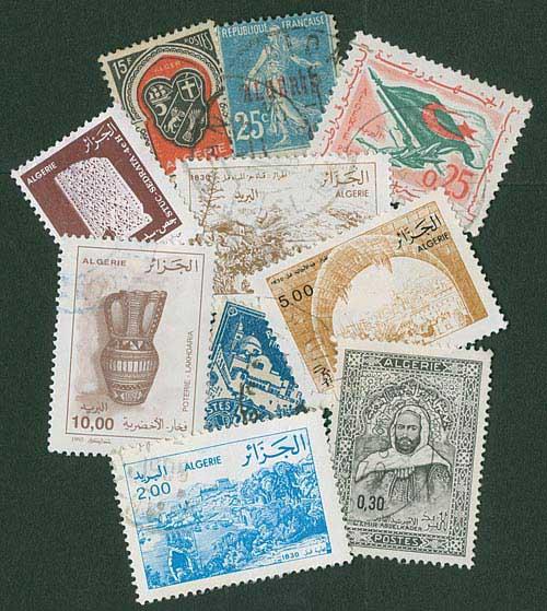 Algeria, 100v
