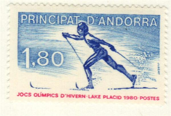 1980 Andorra, French