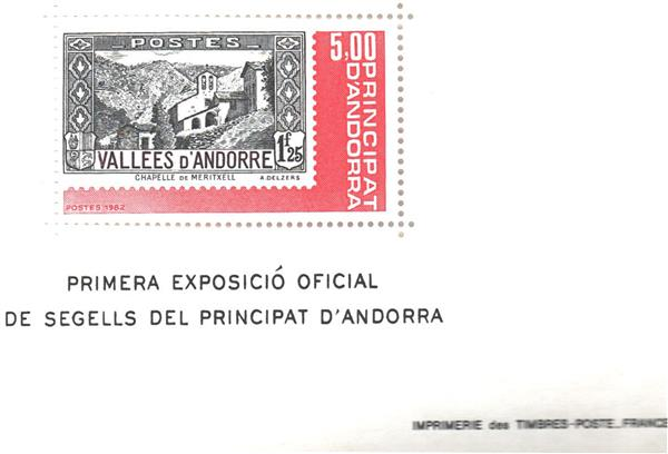 1982 Andorra, French