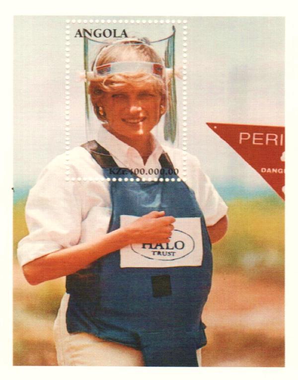 1998 Angola