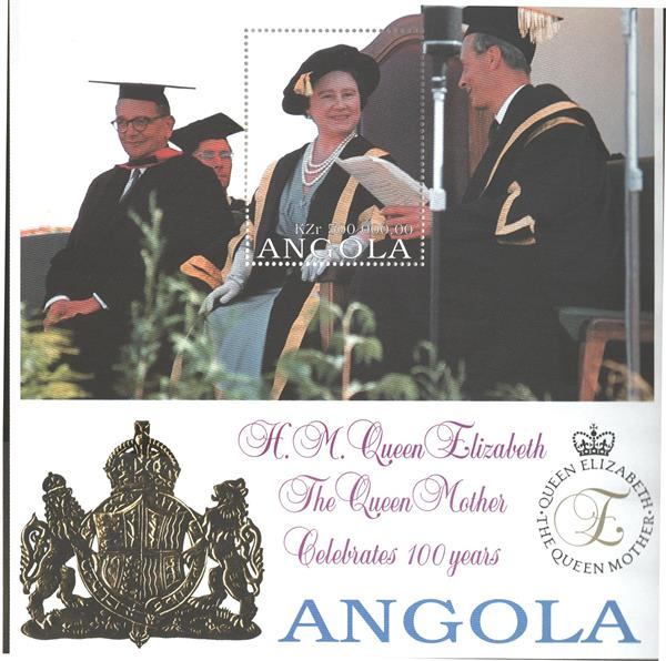 1999 Angola