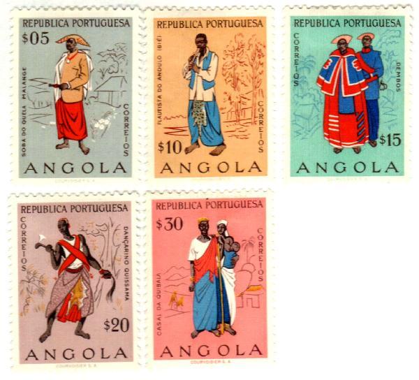 1957 Angola