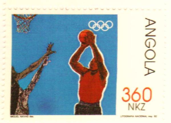 1992 Angola