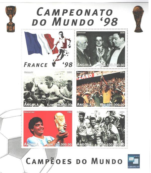 1997 Angola