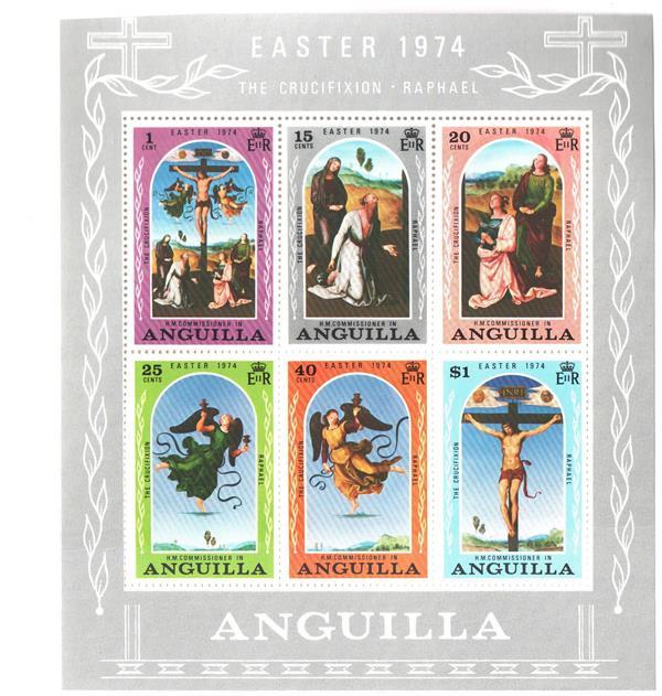 1974 Anguilla