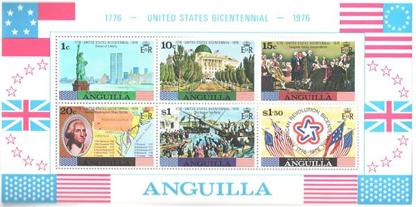 1975 Anguilla