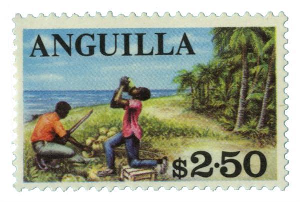1968 Anguilla