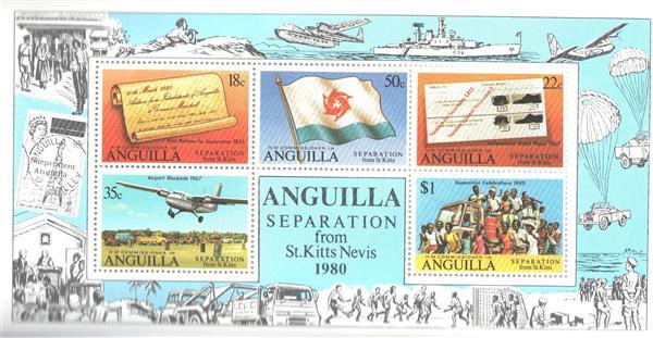 1980 Anguilla