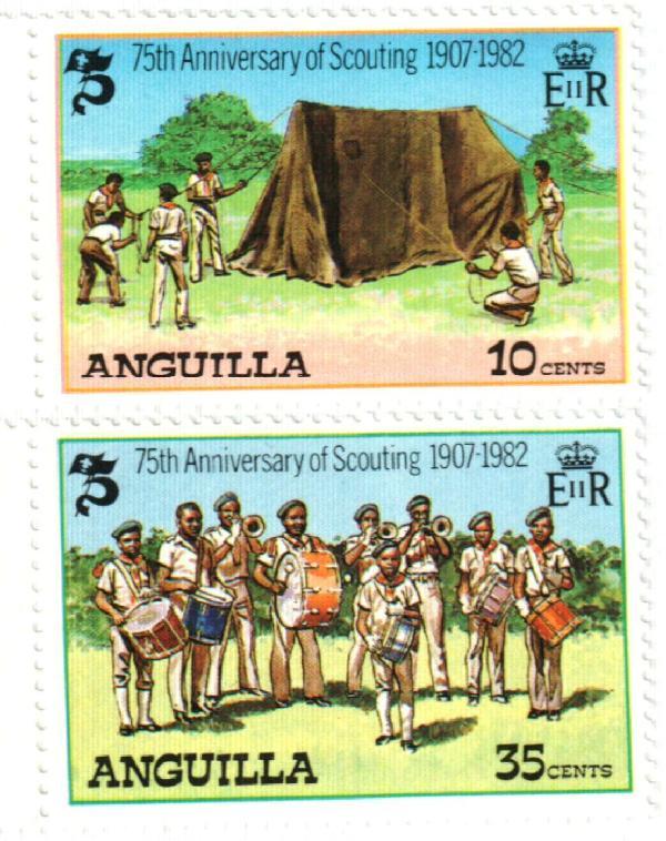1982 Anguilla