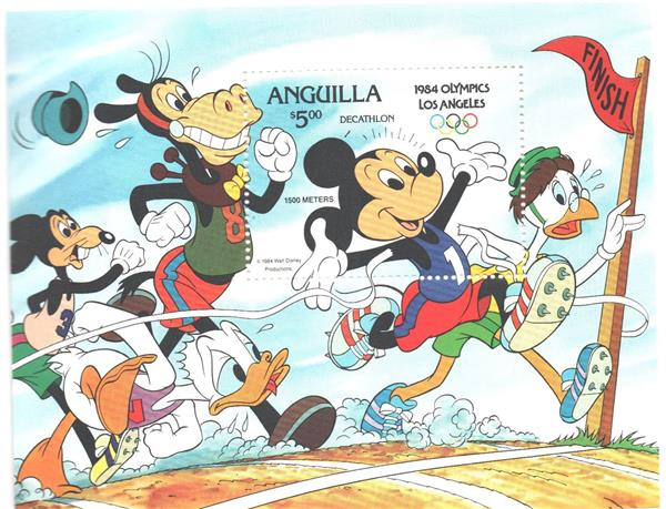 1984 Anguilla