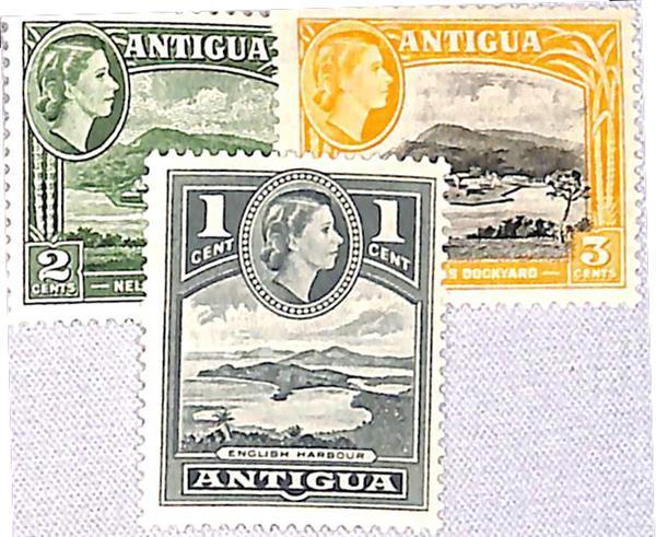 1953 Antigua