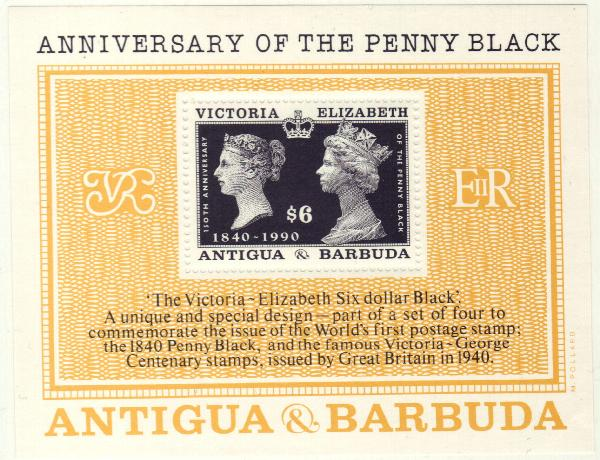 1990 Antigua