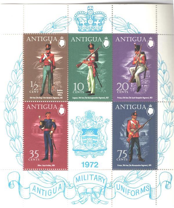 1972 Antigua