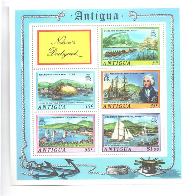 1975 Antigua
