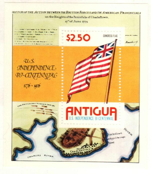 1976 Antigua