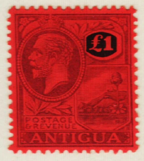 1922 Antigua