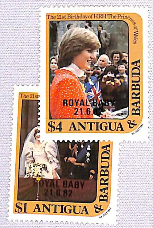1982 Antigua