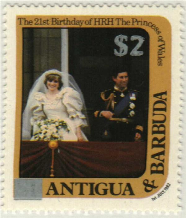 1984 Antigua