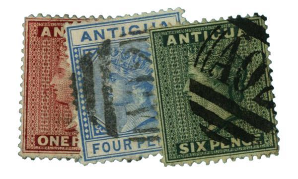 1873-79 Antigua