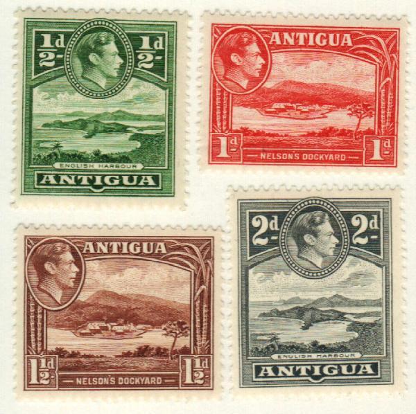 1938-43 Antigua
